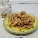 cavolfiori olio extravergine