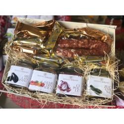 Box Salame e Torroncini