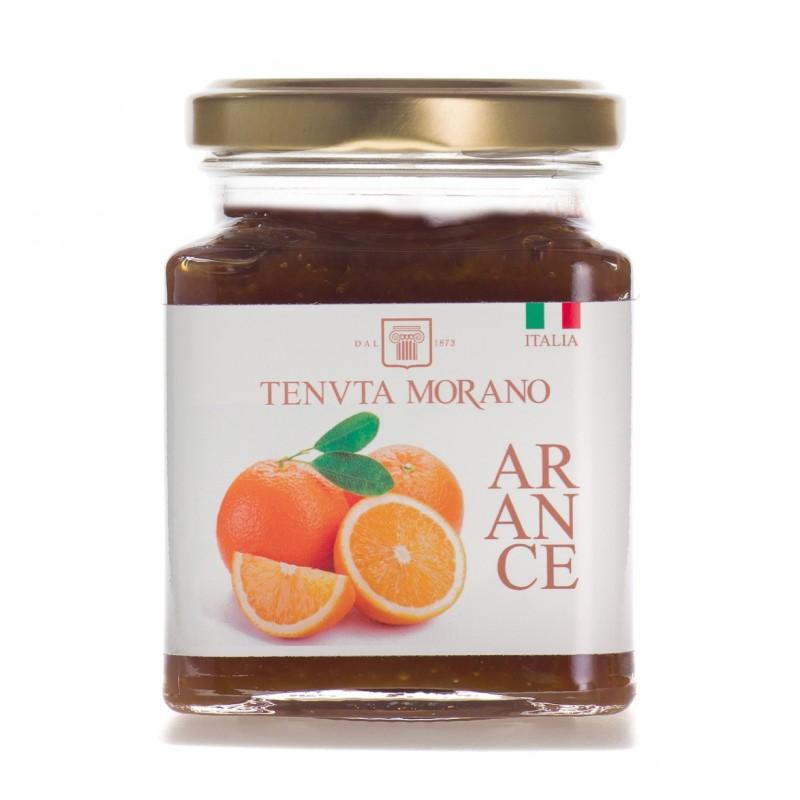 Composta di arance