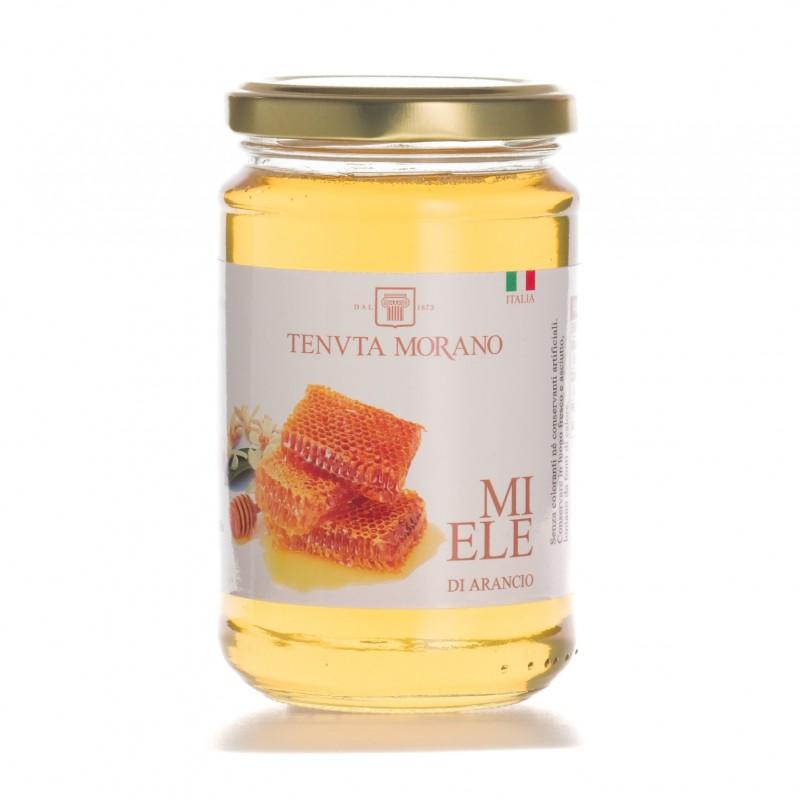 miele di fiori d'arancio 370 ml